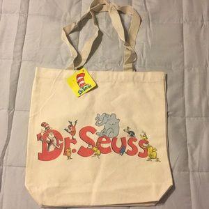 Handbags - Dr. Seuss Canvas Tote